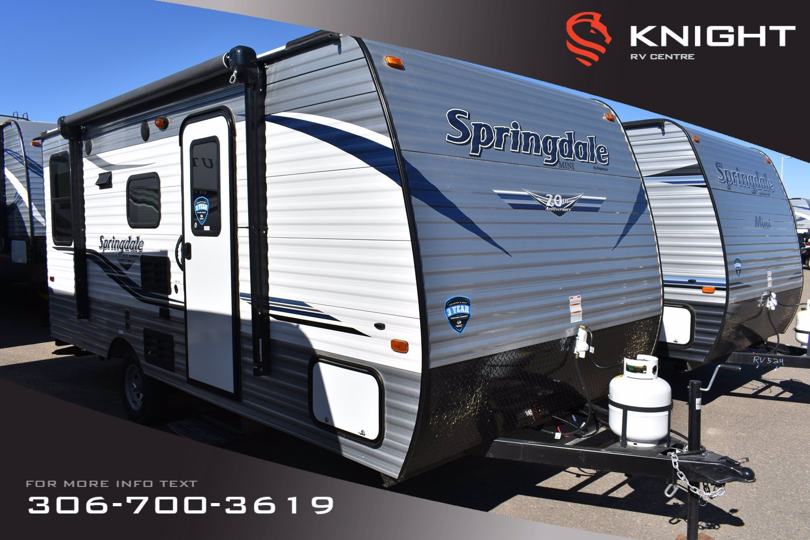 New 2019 SUMMERLAND 1750RD