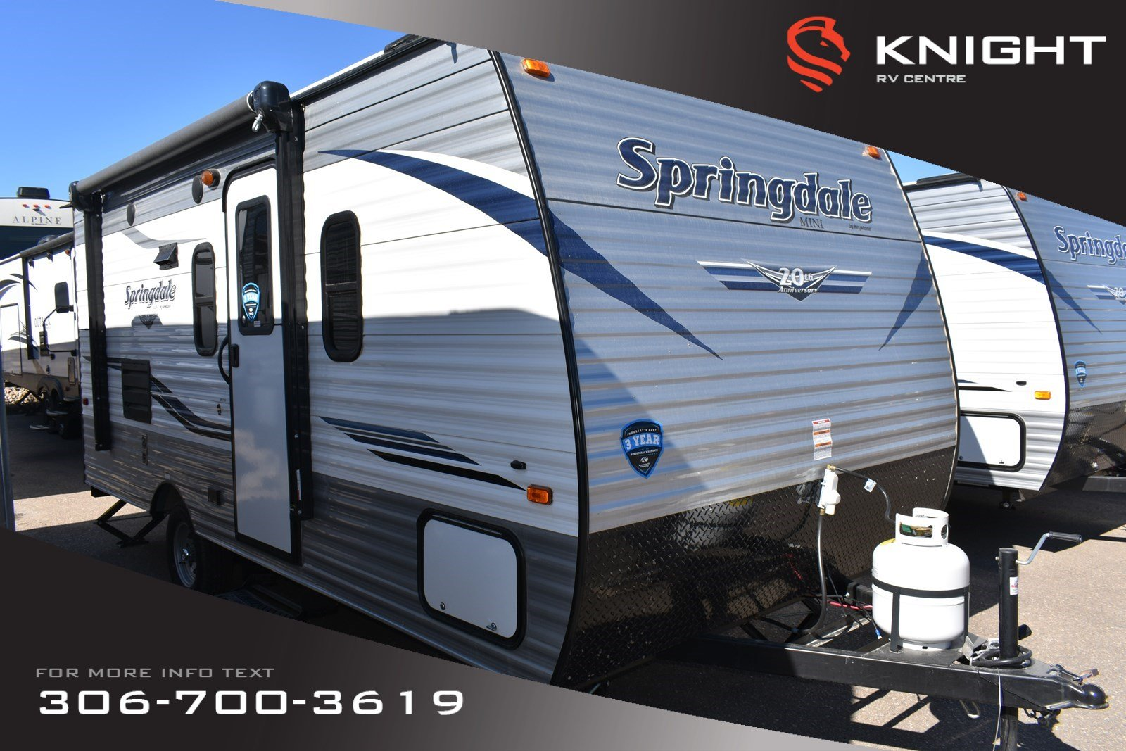 New 2019 SUMMERLAND 1790FQ