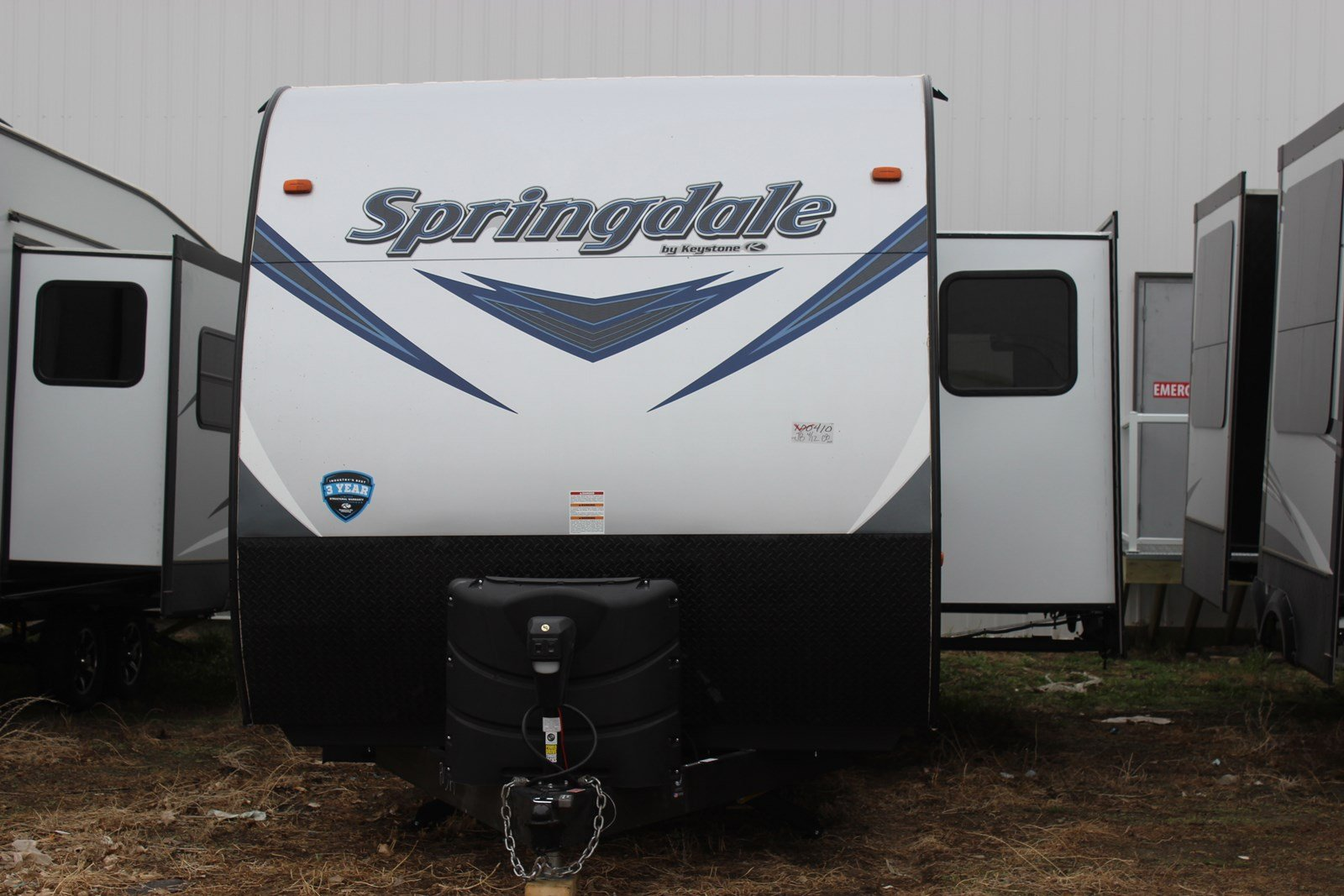 New 2019 Springdale 274rb Travel Trailer In Swift Current Rv514 Knight Diagram 7 Wire