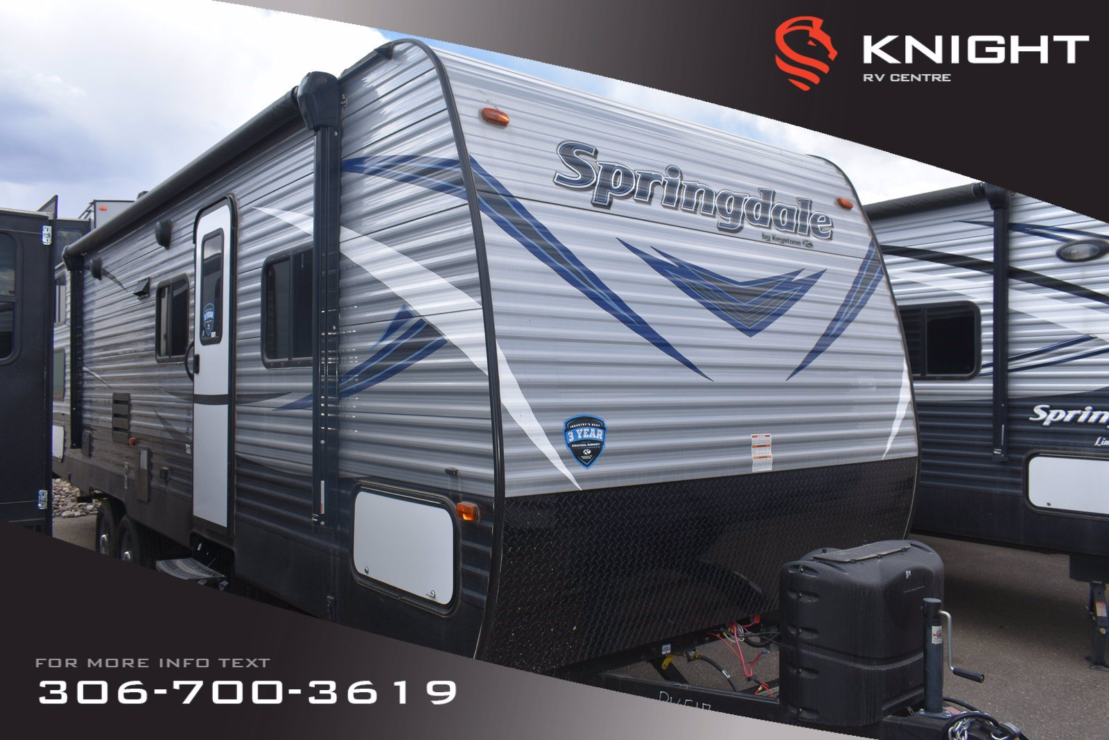 New 2019 SUMMERLAND 2960BH