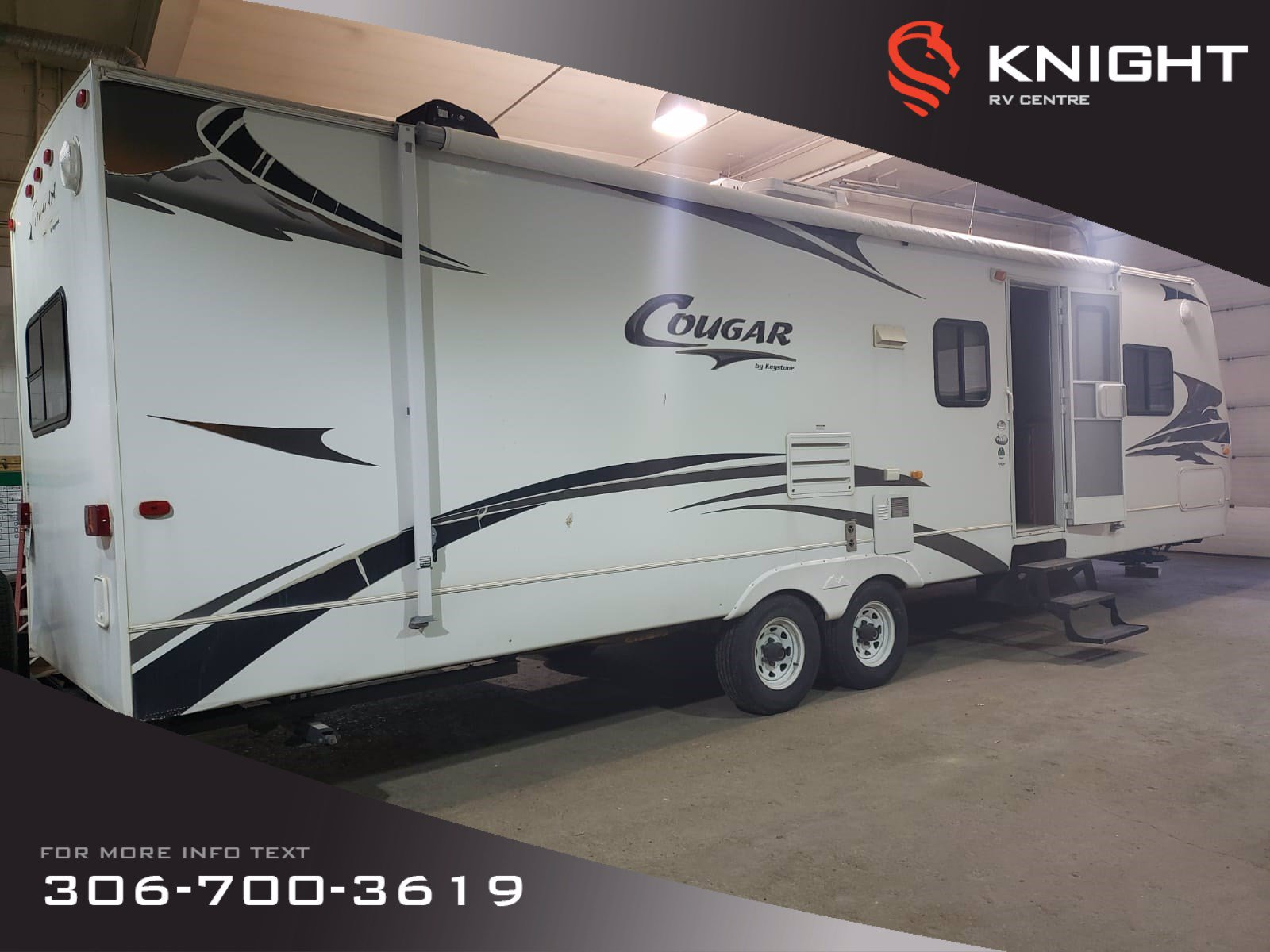 Pre-Owned 2008 KEYSTONE COUGAR